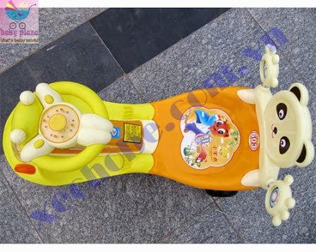Xe lắc trẻ em 603-1 5
