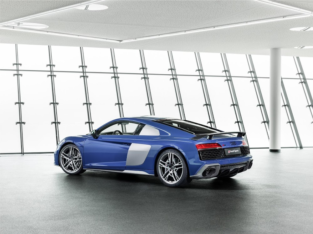 New 2021 Audi R8 hits the road with sharper styling and chassis tweaks - TimesLIVE