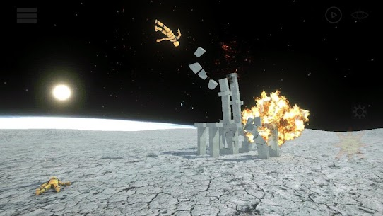 Destructive physics: demolitions simulation  Apk Download For Android and Iphone 1