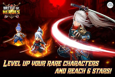 Battle of Heroes 10.61.38 MOD [x50 Attack/Health/Speed] Apk 2