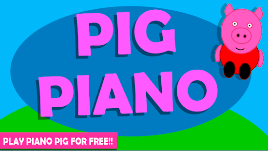 PIG PIANO- screenshot thumbnail