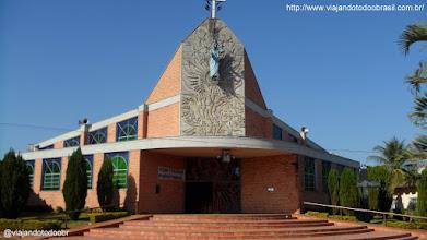 Photo: Rio Verde de Mato Grosso - Igreja de Nossa Senhora Auxiliadora