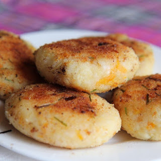 Cutlets With Rice