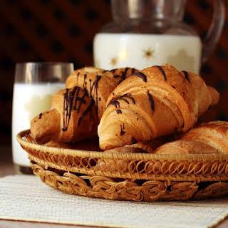 Sweet Breakfast Pastries.