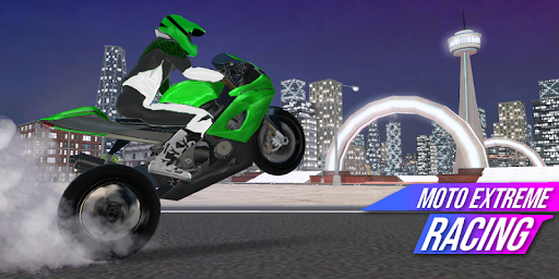 Moto Extreme Racing  screenshots 1