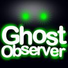 Ghost Observer  ghost detector & ghost radar app icon