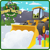 Johnny Tractor's Snow Day