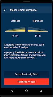 The Foot Fit Calculator- screenshot thumbnail