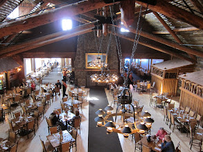 Photo: OF Inn Dining room