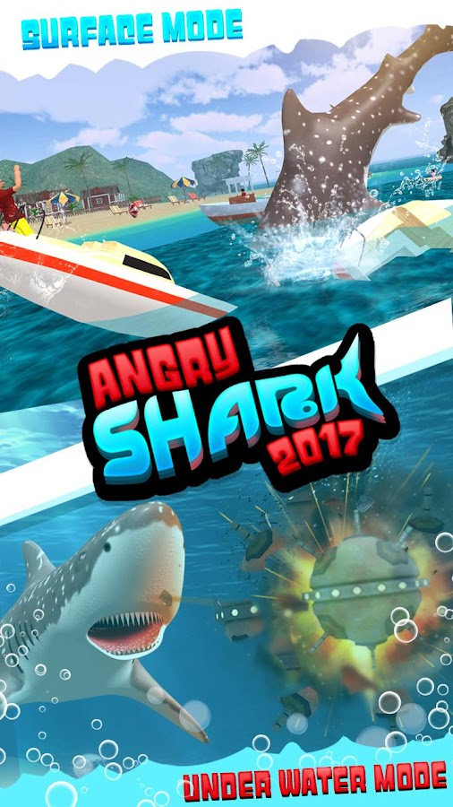 angry shark simulator game android apps on google play angry shark 2017 simulator game screenshot