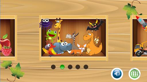 Over 100 Puzzle Kids 1.0.0 screenshots 1