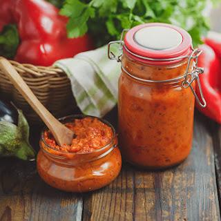 Ajvar – Roasted Red Pepper Sauce