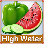 High Water Content Foods Guide