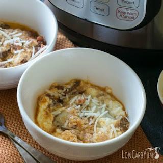 Instant Pot No Noodle Lasagna Recipe