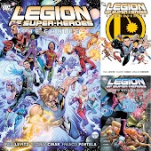 Legion of Super-Heroes (2010-2011)