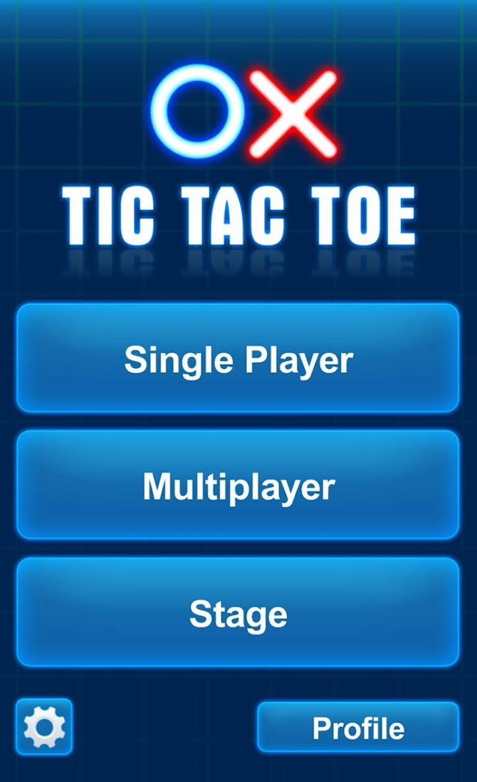 Tic Tac Toe Android 8