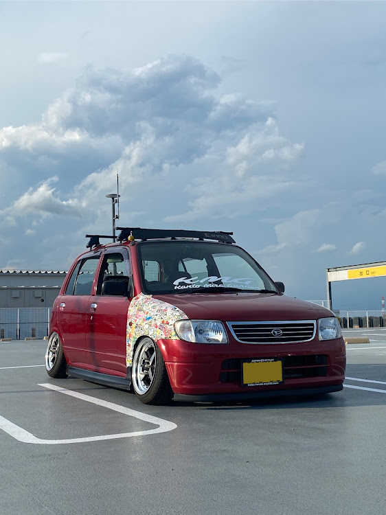 ミラ L275Sの岡田自動車,KMG,たむぅが現れた!!,よーいちstyle,休日の出来事に関するカスタム&メンテナンスの投稿画像8枚目