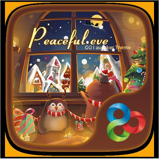 Peaceful Eve Launcher Theme 個人化 App LOGO-硬是要APP