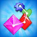 Bubble Blend - Match 3 Game icon