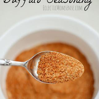 Buffalo Seasoning Recipe