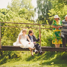 Wedding photographer Aleksandr Bogoradov (ctsit). Photo of 09.06.2015