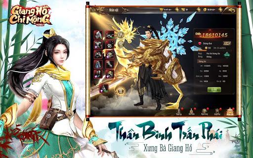 Giang Hu1ed3 Chi Mu1ed9ng - Tuyet The Vo Lam apkpoly screenshots 10