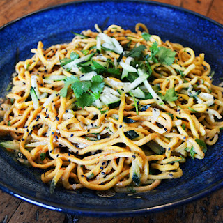 Chinese Sesame Egg Noodles Recipes