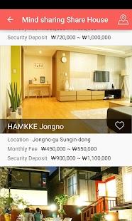 Come&Stay - Seoul Share House - náhled