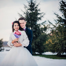 Wedding photographer Andrey Shnel (Dr0n). Photo of 23.02.2017