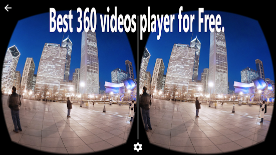 VR 360 Video Play- screenshot thumbnail