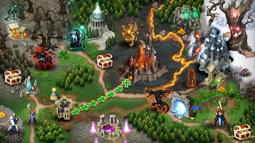 Télécharger Gratuit Heroes Magic World APK MOD (Astuce) screenshots 1