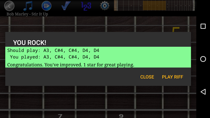 Guitar Tutor Pro - Learn Songs Screenshot 3
