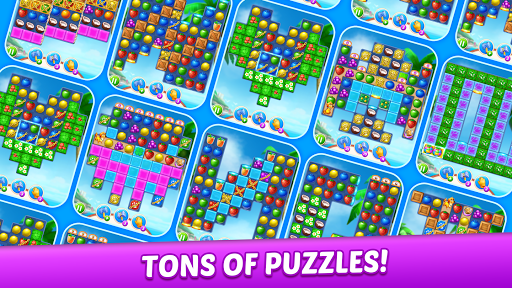 Fruit Genies - Match 3 Puzzle Games Offline  screenshots 7
