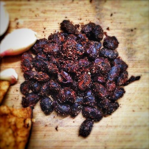 Chinese, Black Bean Sauce, douchi, bean sauce,  蒜蓉豆豉醬, 豆豉醬, 豆豉, recipe, garlic, fermented black bean, salted black beans, sauce
