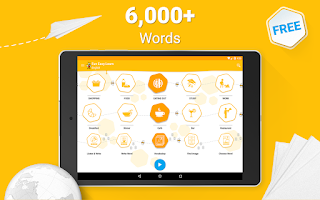 Screenshot of Learn English 6,000 Words