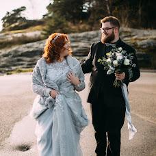 Wedding photographer Uliana Yarets (yaretsstudio). Photo of 23.12.2017