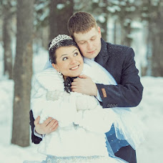 Wedding photographer Nikolay Berezhnik (Nicolac). Photo of 13.01.2013