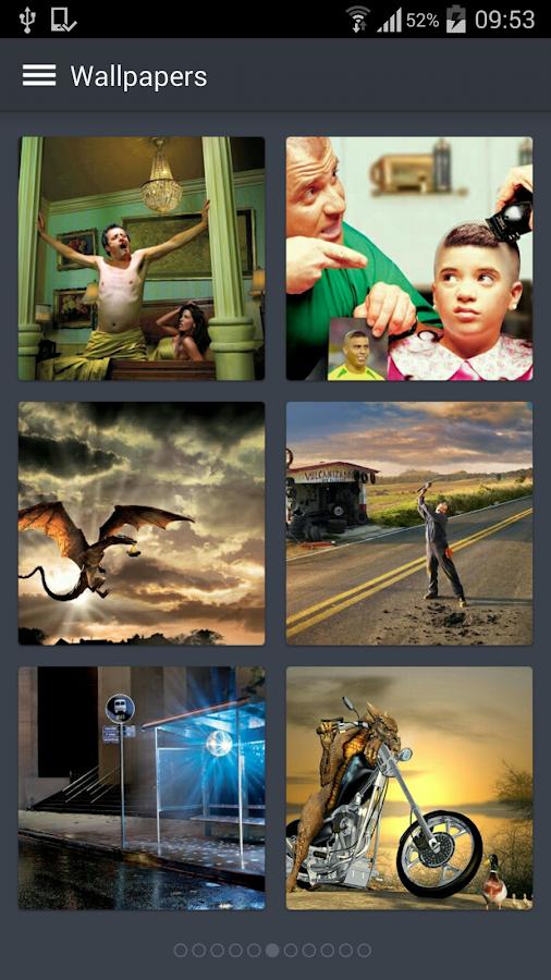 Funny Wallpapers- screenshot