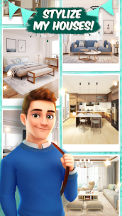 My Home – Design Dreams MOD (Unlimited Lives/Purchases) 3