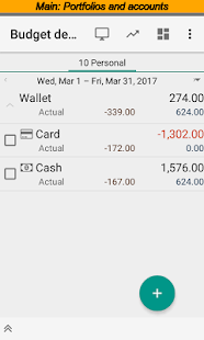 Budget Blitz - money tracking and planning- screenshot thumbnail