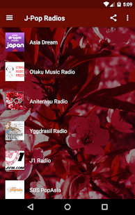 J-Pop Radios – Japanese Pop Live! 1