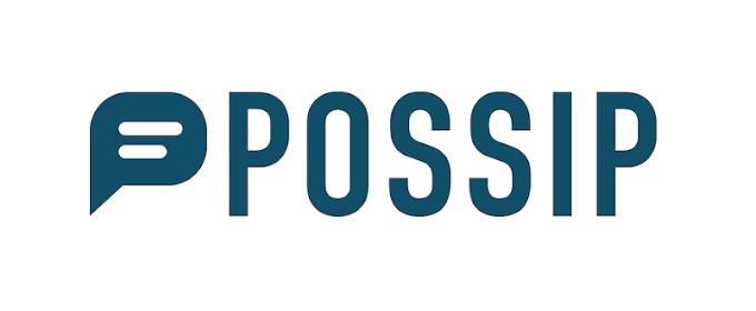 Possip logo