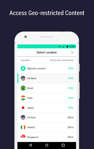 CM Security Open VPN - Free, fast unlimited proxy 1.6.3 gameplay | AndroidFC 2