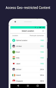 CM Security Open VPN – Free, fast unlimited proxy App Download For Android 2