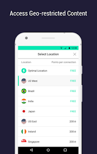 CM Security Open VPN - Free, fast unlimited proxy- screenshot thumbnail