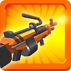 Galaxy Gunner: The Last Man Standing 3D Game icon