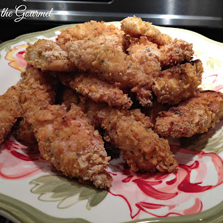 Corn Flake Chicken Fingers