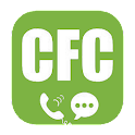 CFC—免费的网络国际电话,免费的网络越洋短信 icon