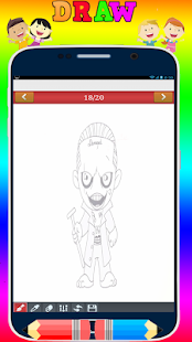 How to Draw : Suicide Squad Step By Step - náhled