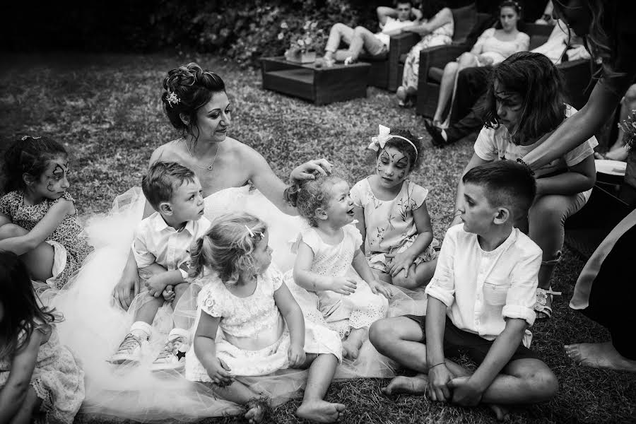 Wedding photographer Barbara Fabbri (fabbri). Photo of 14.09.2018